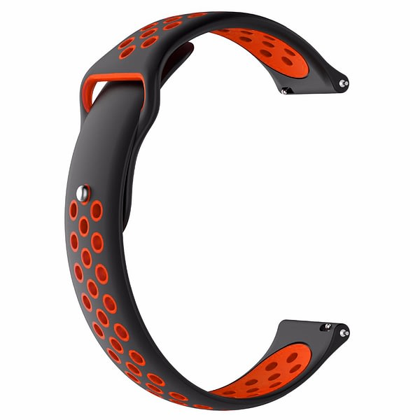 Bakeey 22mm Stomata Silicone Smart Watch Band For Xiaomi Watch Color Non-original