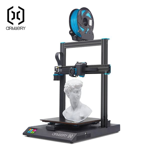 2020 Artillery sidewinder x1 3D Printer SW-X1 Desktop level imprimante 3d pro 300*300*400mm size Support USB and TF card Touch s