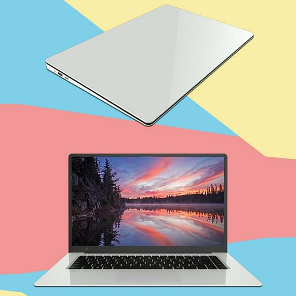 Laptop High Definition Screen Portable Quad-core Laptop Ultra-thin Large Capacity Battery High Performance Laptop