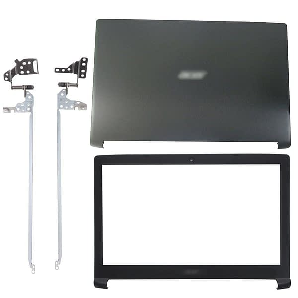 NEW For Acer Aspire 5 A515-51 A515-51G Series Laptop LCD Back Cover/Front Bezel Cover/LCD Hinges Top Cover B Shell