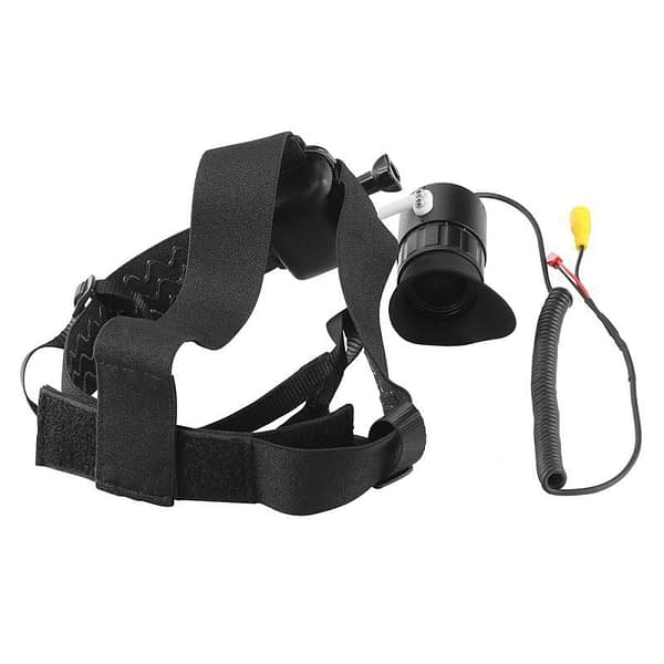 0.5 Inch Mini OLED 1024X768 Display Eyepieces Camera Lens 5.8G/2.4G Frequency Night Vision FPV Helmet Cameras