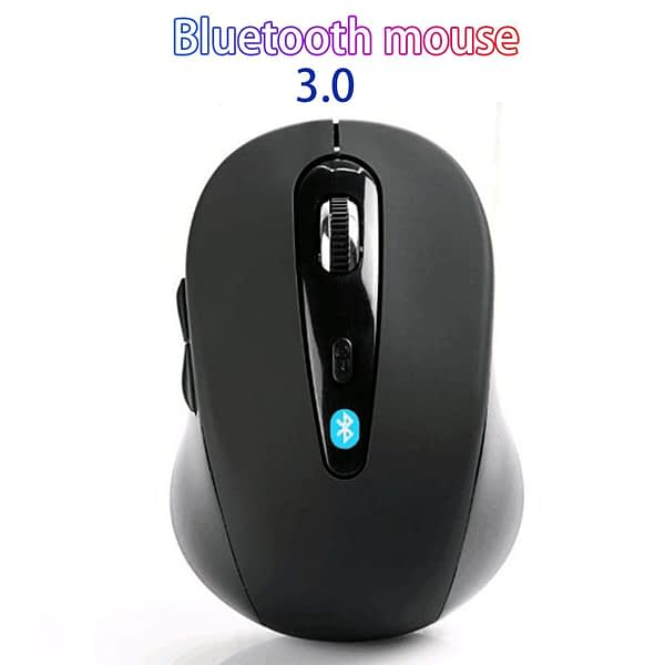 10M Wireless Bluetooth 3.0 Mouse for win7/win8 xp macbook iapd Android Tablets Computer notbook laptop accessories 0-0-12
