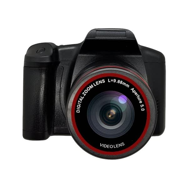 """1080P HD Camcorder Video Camera 16X Digital Zoom Handheld Professional Anti-shake Camcorders With 2.4"""" LCD Screen DV Recorder"""