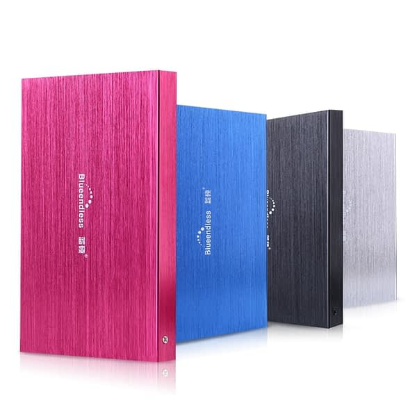 100% real External portable Hard Drives HDD 250GB disk for Desktop and Laptop Free shipping