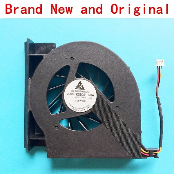 New laptop CPU cooling fan Cooler radiator Notebook for HP Compaq Presario Pavilion by CQ61 G61 CQ71 G71 CQ70 532605-001
