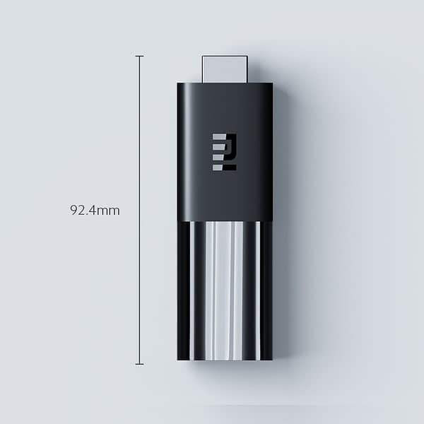 Global Version Xiaomi Mi TV Stick Android TV 9.0 Quad-core Dolby DTS HD Dual Decoding Google Assistant Netflix YouTube 1GB 8GB