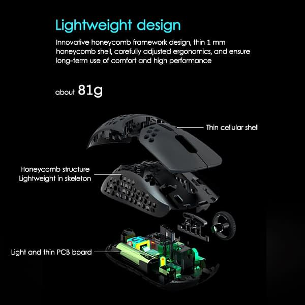 2400DPI Rechargeable Optical Wireless Bluetooth5.0 2.4G Receiver Dual Mode Computer Mouse Portable Noiseless Mice For PC Laptop