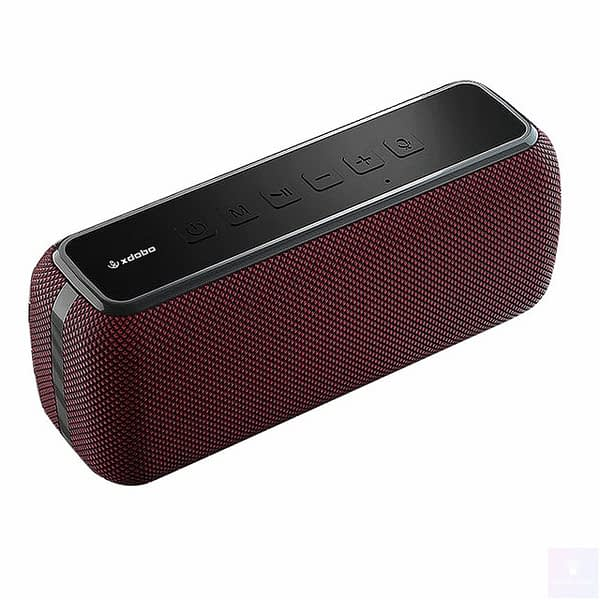 100%XDOBO X8 Bluetooth Speaker Big Power 60W Wireless Column Waterproof DSP Subwoofer Music Center with Voice Assistant 6600mAh