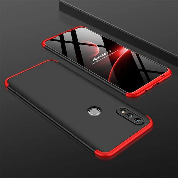 360 Degree PC Matte Phone Case for Huawei Honor 20 Pro 20i Honor 10i 9X 8A 8C 8X Full Cover Shockproof Cases