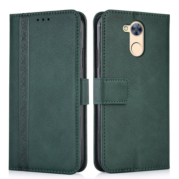 For Huawei Honor 6A DLI-TL20 DLI-AL10 Cover Wallet Flip Leather Case for Huawei Huawei Honor 6A 6 A funda Book Case
