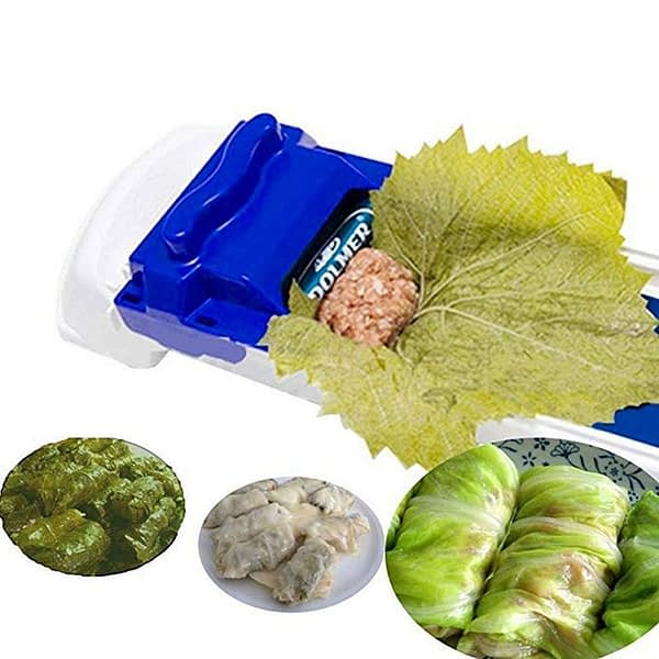 Creative Vegetable Meat Rolling Tool Stuffed Grape Cabbage Leaf Gadget Roller Machine For Turkish Dolma Sushi Kitchen Bar