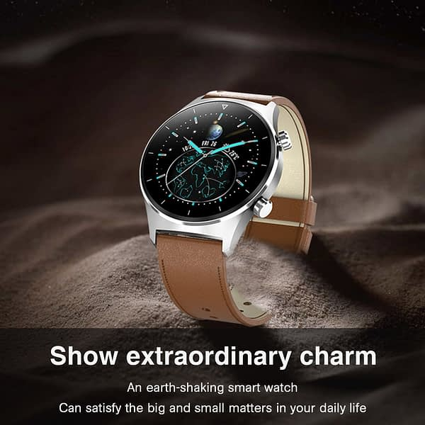 E-13 Sports Smart Watch Men Custom Dial Full Touch Screen IP68 Waterproof 2021 New Smartwatch for Android IOS Fitness Watches