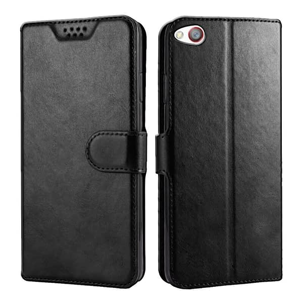 Card Holder Magnetic Coque Leather Case for ZTE Nubia Z9 Max NX512J Case Flip Wallet Back Covers for ZTE Nubia Z9 Mini Case