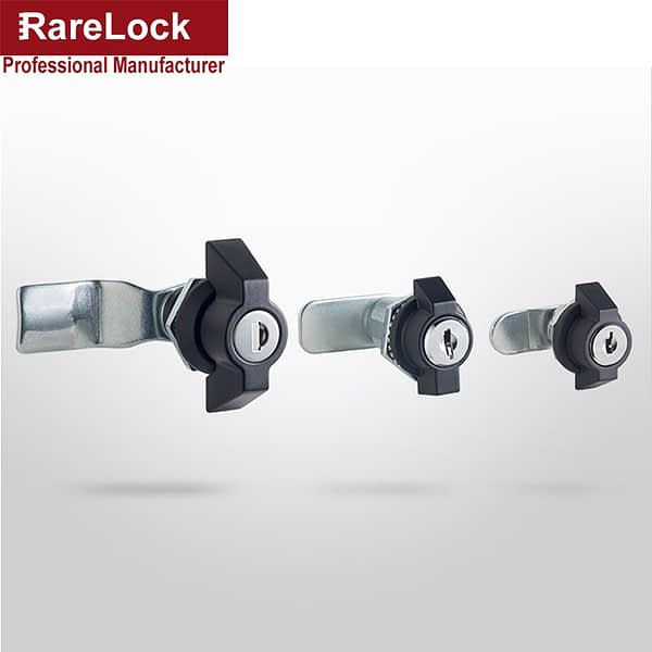 Handle Cabinet Cam Lock for Storage-box Jewelry Case Mail Box Electronic File Cabinet Office Product Industry Rarelock MS564 hh