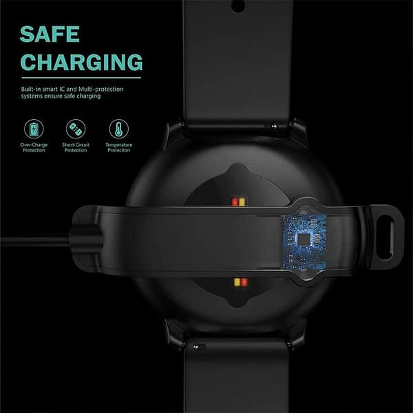 Smart Watch Charger for Polar Unite Fitness Watch - USB Charging Cable 3.3Ft 100cm - Fitness Smartwatch Accessories
