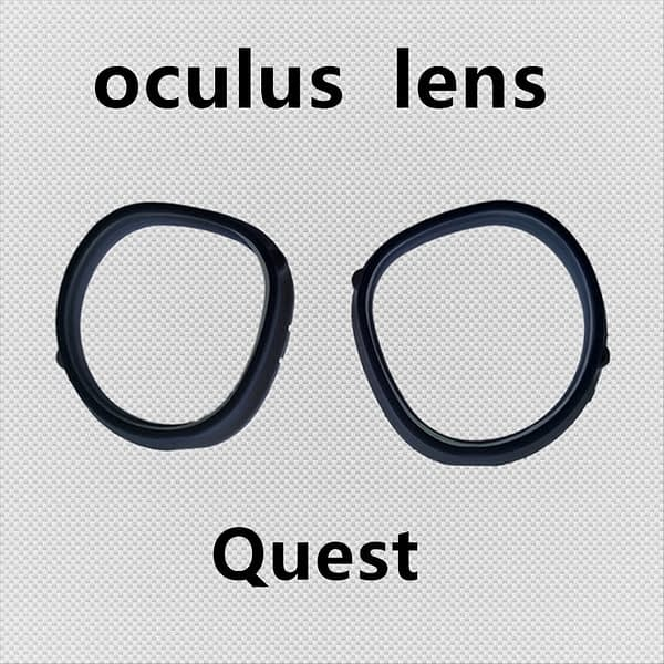 Customized Short sighted, longsighted and astigmatism glasses for oculus Quest1/2