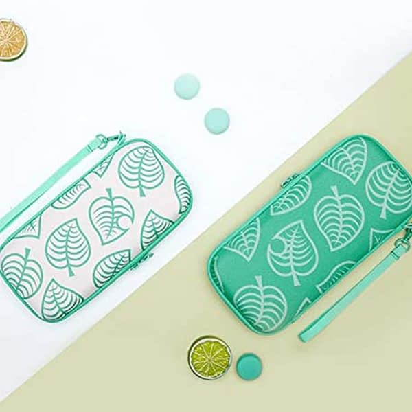 New Designer for Nintendo Switch Case Bag Animal Crossing Nintend Switch Lite Case Bag Nintendoswitch Cover Cute Portable Pouch