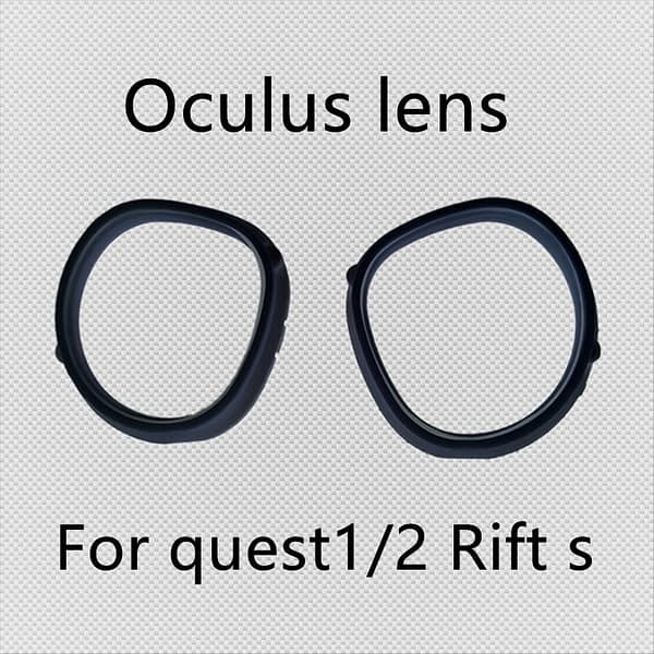 Customized Short sighted, longsighted and astigmatism glasses for oculus Quest2/1 rift s