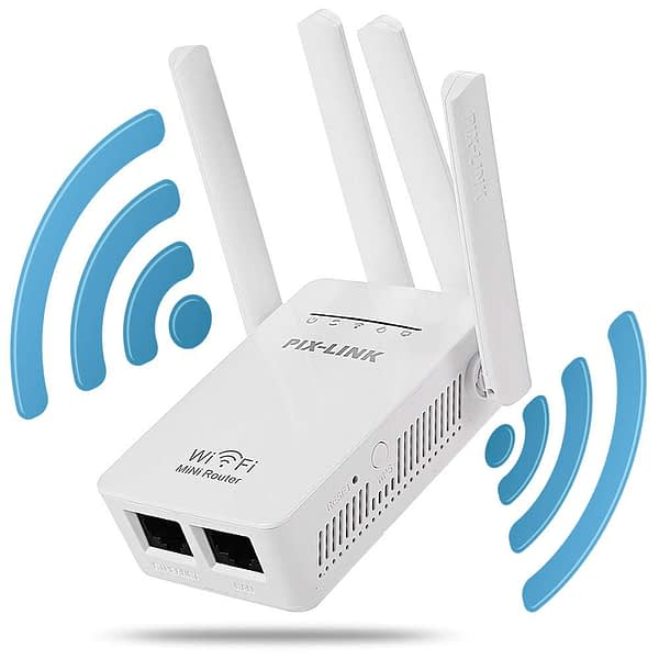 300Mbps Wifi Extender Wireless WIFI Repeater Long Range Wi fi Signal Amplifier Wi-fi Booster Access Point Wlan Repeater
