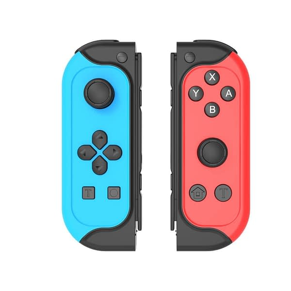 1 pair Left & Right Bluetooth Gaming Joysticks Game Controller Gamepad For Nintend Switch NS Joycon Game For Nintend Switch