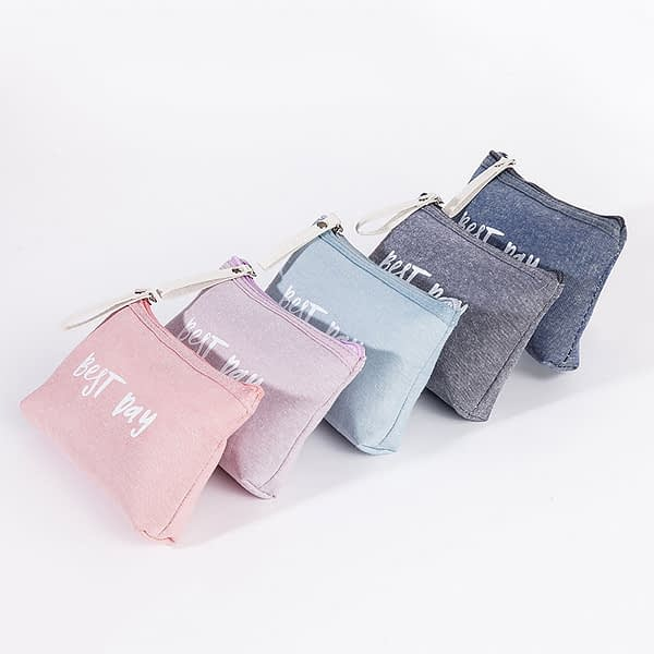 2021 New Household Items Hot Sale Cotton And Linen Large-capacity Cosmetic Bag Multi-function Travel Cosmetic Bag Украшение Дома