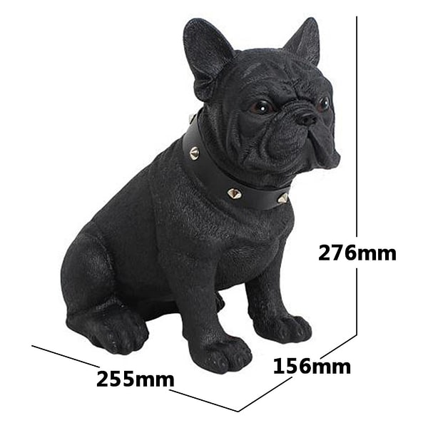 Bulldog Bluetooth Speaker Portable Wireless Column Stereo Super Bass Music Center System Subwoofer For Computer with FM USB TF