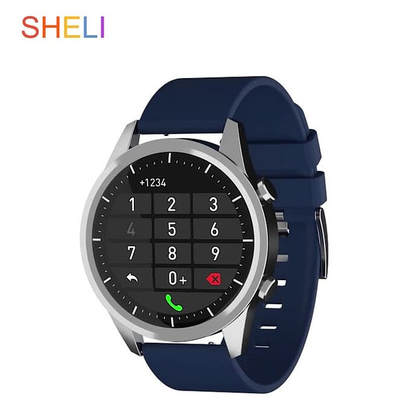 2020 Smart Watch Men Women Heart Rate Monitor Blood Pressure Smartwatch Smart Watches Bluetooth Call For Android IOS Smart Clock