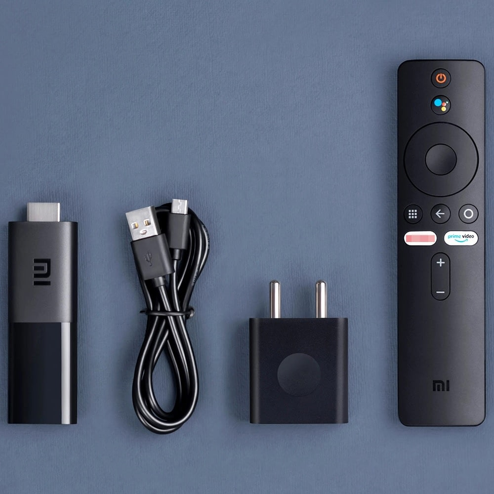 Original Xiaomi Mi TV Stick Android TV 9.0 Quad-core Dolby DTS HD Dual Decoding 1G 8G Chromecast Xiaomi TV Stick Xiaomi Stick TV