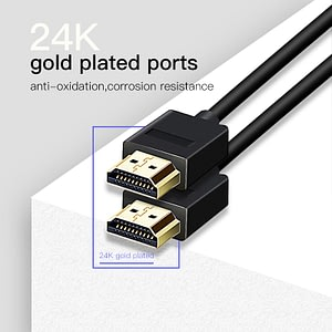 Shuliancable High Speed HDMI Cable 2.0 4K 1080P 3D for HD TV XBOX PS3 computer cable 0.3m 1m 1.5m 2m 3m 5m 7.5m 10m
