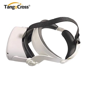 Adjustable For Oculus Quest 2 Halo Strap for Oculus Quest 2 Elite Strap 100% Fit Head Comfortable VR Headset Accessories