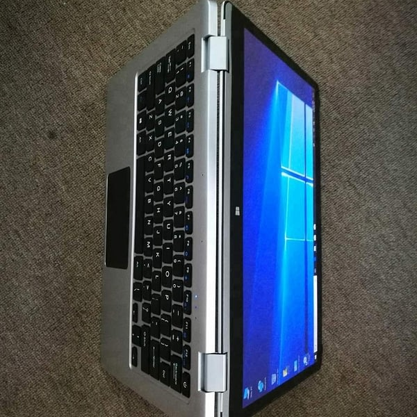 high performance 13.3 inch mid low prices touch screen laptop and rotating 360 degree laptop with 8GB 256GB
