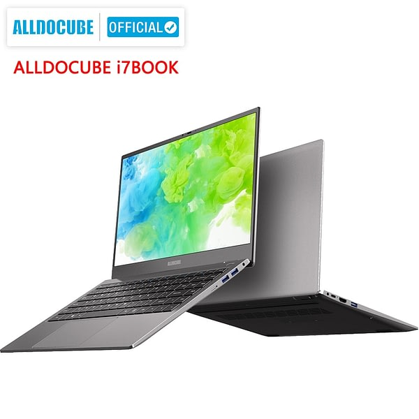 ALLDOCUBE 2020 Laptops i7 Book 14.1 inch 8GB Ram 256GB SSD Intel® Core™ i7-6660U Processor 1920×1080 IPS laptop
