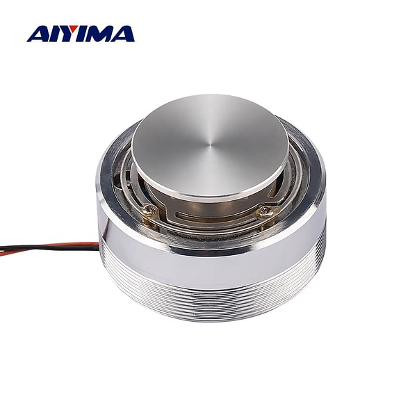 AIYIMA 25/20/15W Audio Speaker 40/44/50MM Full Range Loudspeaker Resonance Sound Exciter Super Bass Neodymium Portable Speakers