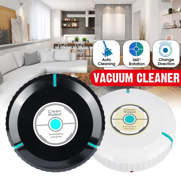 Intelligent Floor Robot Vacuum Cleaner Wireless Vacuum Cleaner Floor Corners Dust Cleaner Sweeper Auto Sweeping Machine for Home