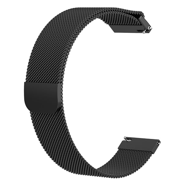 Bakeey 22mm Stainless Steel Smart Watch Band Milan Magnetic Replacement Strap For Xiaomi Watch Color Non-original