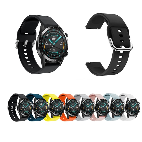 Bakeey 22MM Vibrant Colorful Smart Watch band for Huawei GT 2 46MM Version Smart Watch