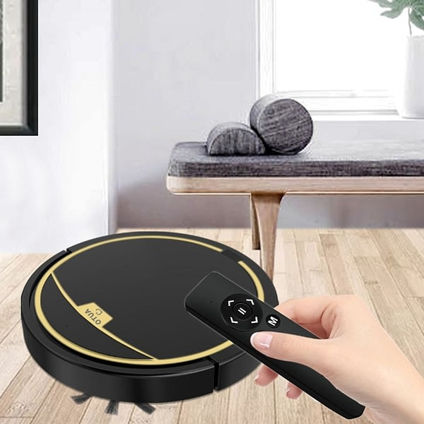 Three in One Automatic Charging Dry and Wet ing Vacuum Cleaner,2800Pa Multifunctional Robot Vacuum Cleaner
