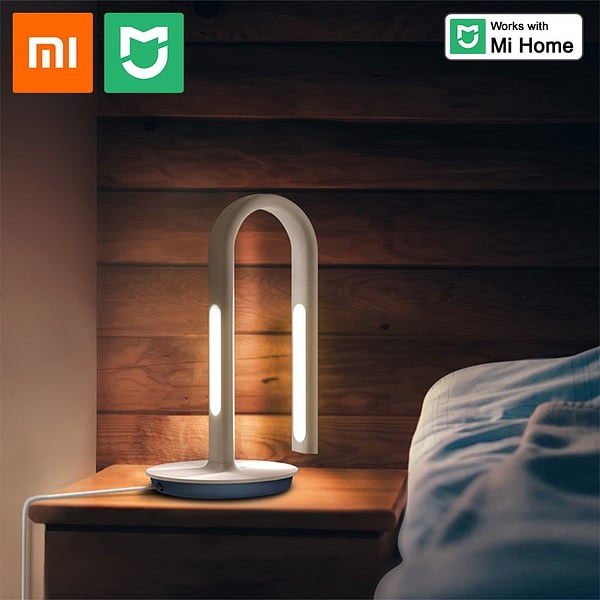 Xiaomi Mijia Philips Desk Lamp 2S LED Table Light Dual Light Source Illumination Ra90 Dimmable Smart Control Work with Mi Home