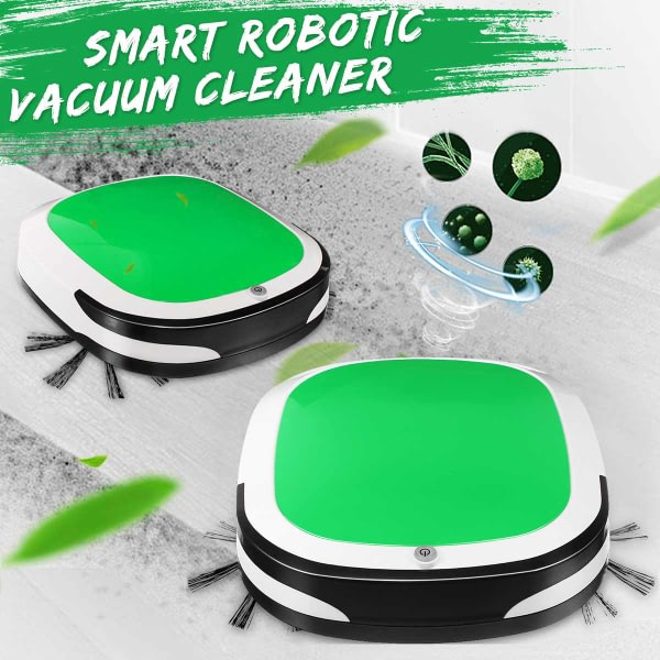 Electric Wireless Vacuum Sweep Robot Mini Smart Sweeping Robot Automatic Suction Machine Cleaner Dust Machine For Home Household