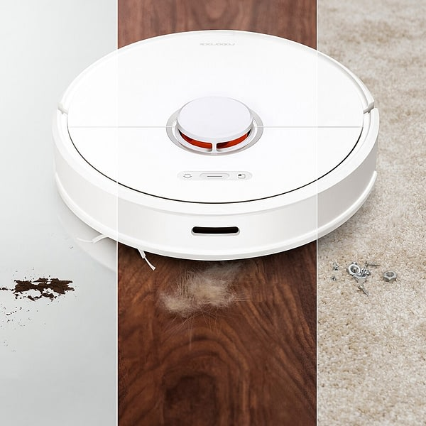 Roborock S6 Robot Vacuum Cleaner Home Automatic Sweeping Dust Sterilize Smart Planned Washing Mopping Robot