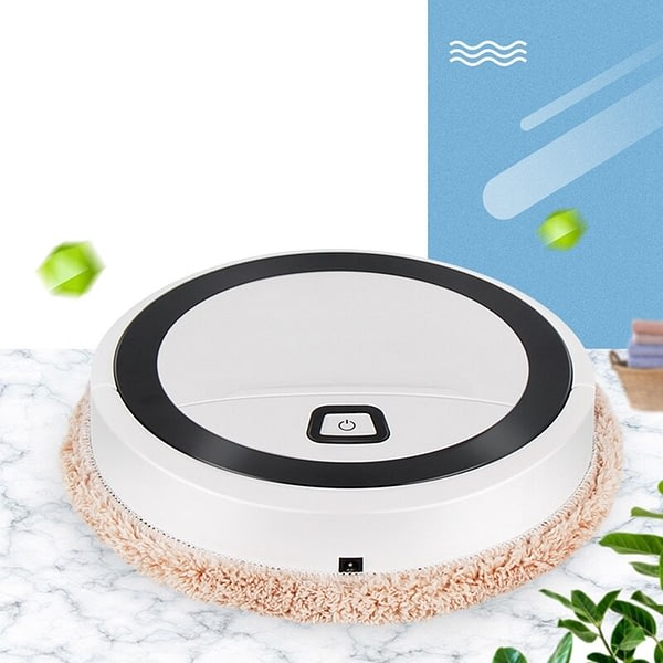 Automatic Robot Vacuum Cleaner Intelligent Mopping Machine Uv Mopping Machine for Wetland & Carpet & Household