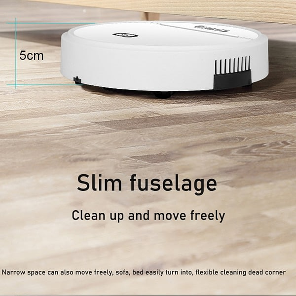 Smart Floor robot vacuum cleaner vaccum cleaner Multifunctional USB Auto cleaning robot Suction Sweeper Dry Wet robots