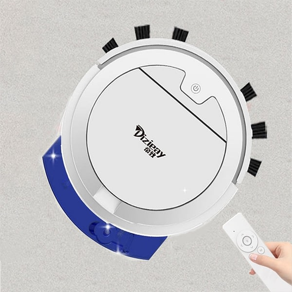 Robot Vacuum Cleaner Ultra-thin Automatic Sweeper with Water Tank Wireless Intelligent Planning Vaccum Cleaner for Home