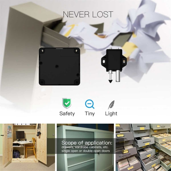 Smart Keyless Mobile Phone APP Electronic Password bluetooth Cabinet Locks Door Drawer Locks Auto Safety Secure Anti Theft