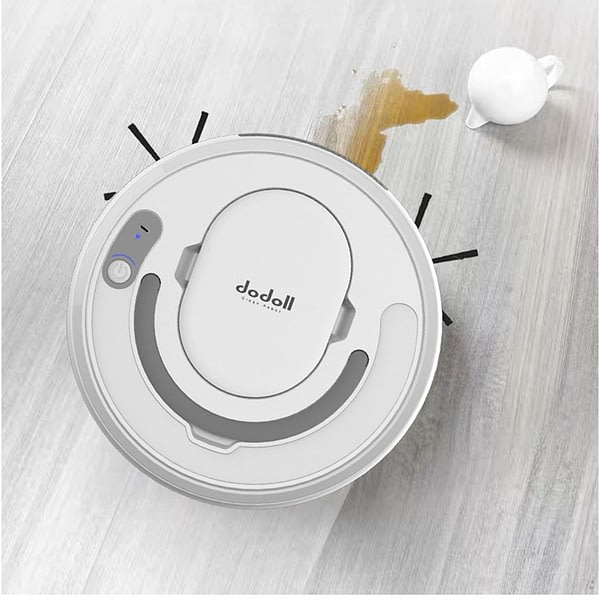 Intelligent Robot Vacuum Cleaner Cross-Border Explosion Machine People With Automatic Washer Lazy Smart Robot Vacuum Cleaner