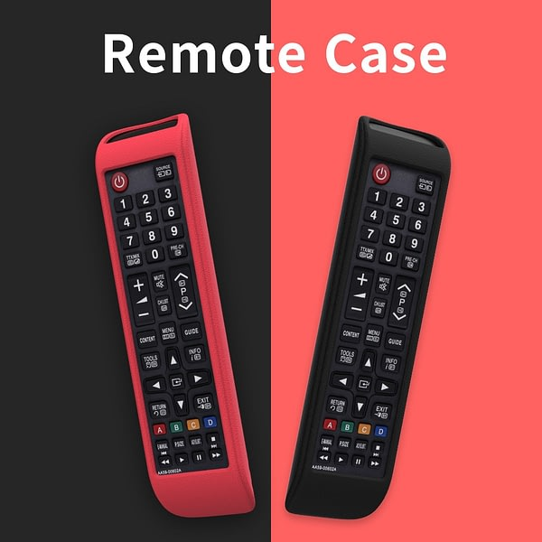 SIKAI Remote Control Cover For Samsung AA59-00816A 00813A 00611A 752A Protective Case