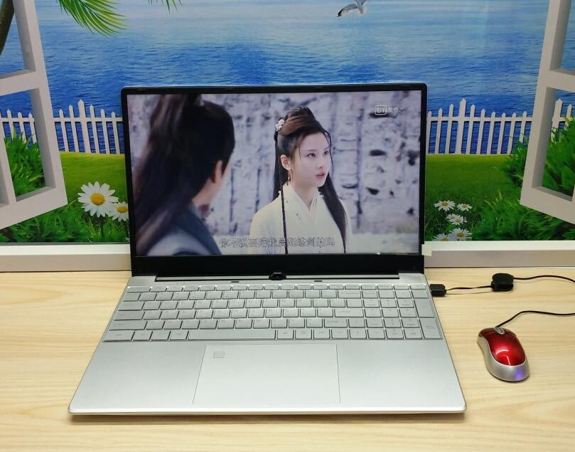 8gb 128gb or 256GB free win10 activated 15 inch mini laptop